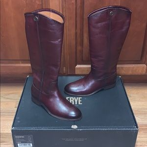 Frye Melissa Button 2 Boots